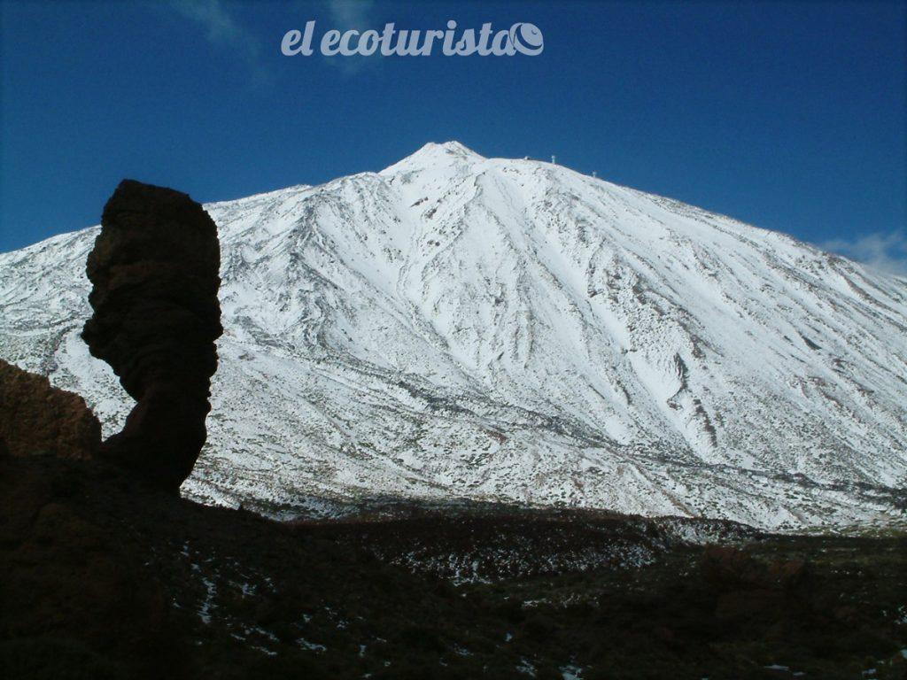 """alt=""""Teide en invierno"""""""
