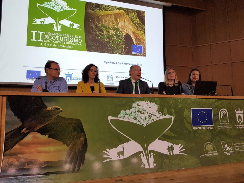 Apertura del II Congreso de Ecoturismo del Campo de Gibraltar